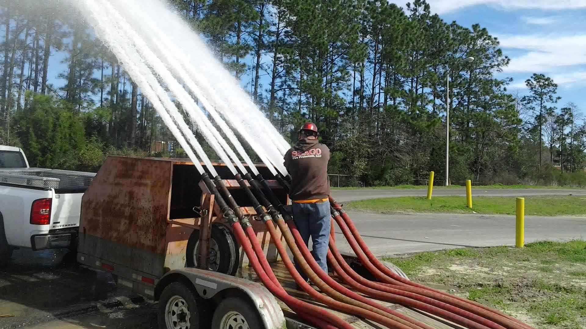 Seago Fire Protection LLC Fire Protection, Fire Sprinkler Services and Fire Sprinkler Installation